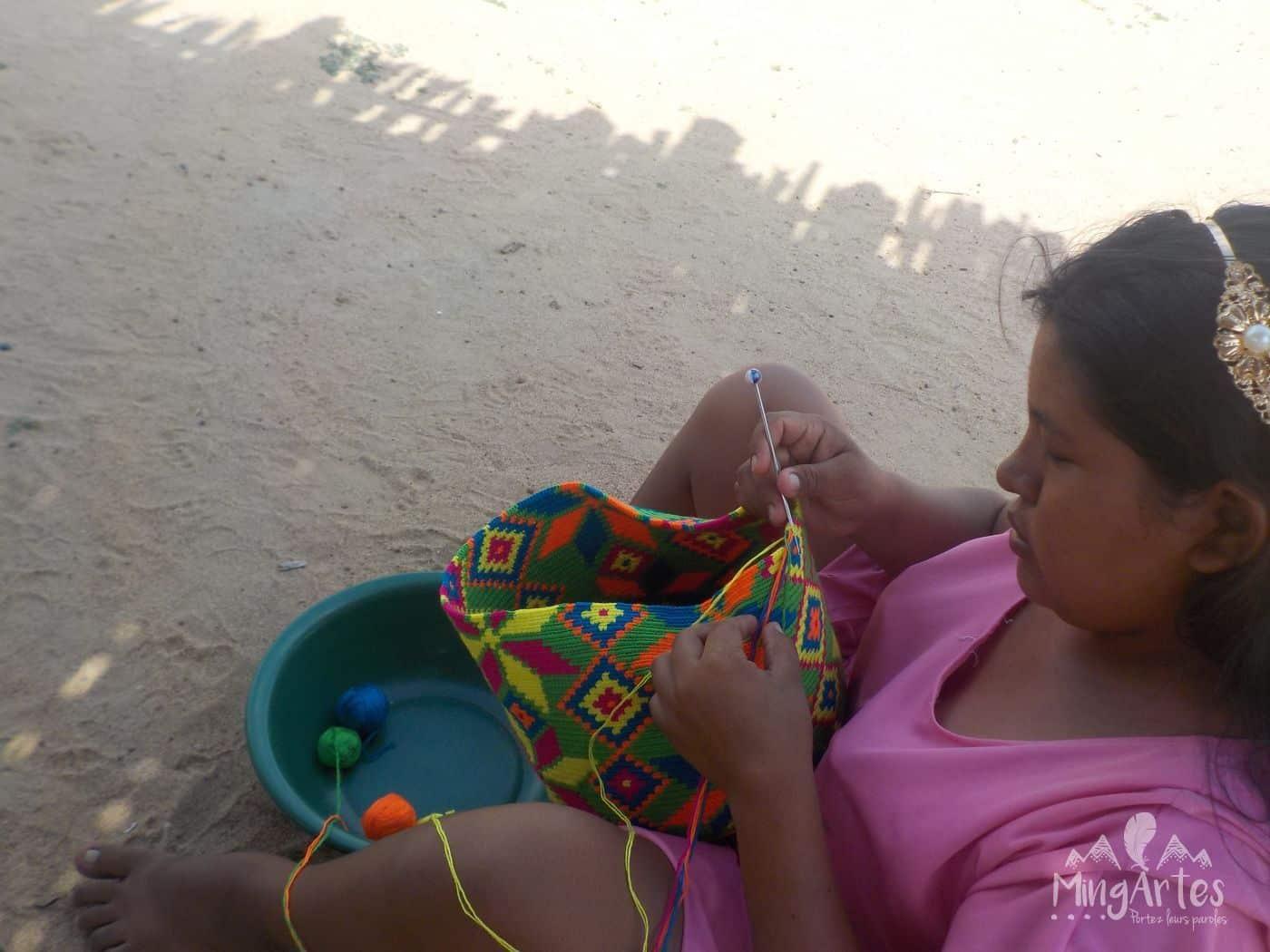 Tricoter la vie